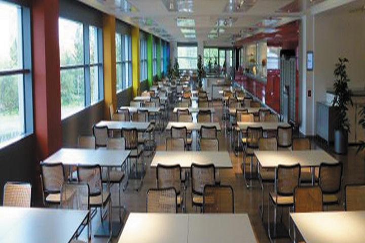 Maharishi Markandeshwar International School-Cafeteria
