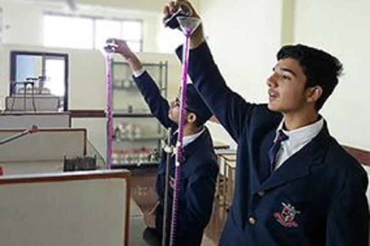 Maharishi Markandeshwar International School-ChemistryLab