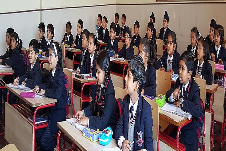 Maharishi Markandeshwar International School-Class-Room