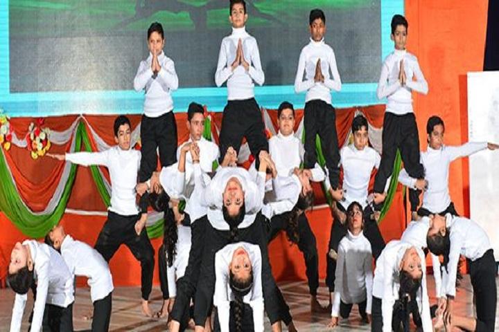 Maharishi Markandeshwar International School-Dance Room