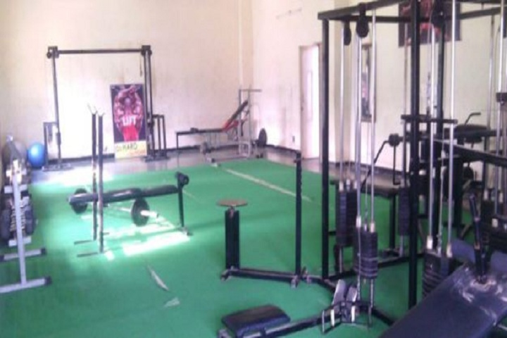 Maharishi Markandeshwar International School-Gym