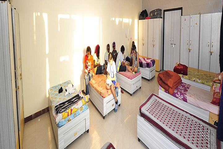 Maharishi Markandeshwar International School-Hostel