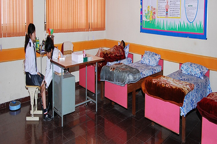 Maharishi Markandeshwar International School-Medical Care
