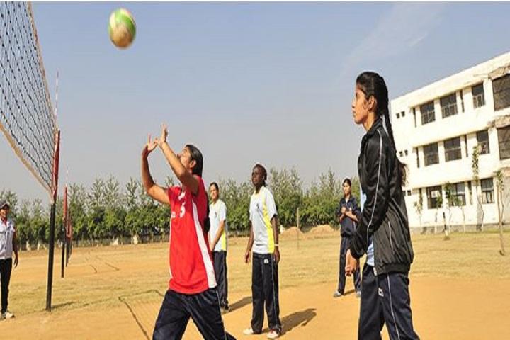Maharishi Markandeshwar International School-Sports