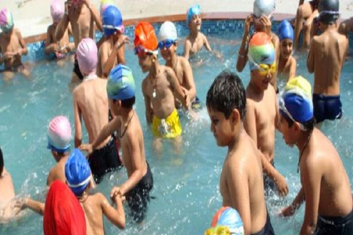 Maharishi Markandeshwar International School-Swimming Pool