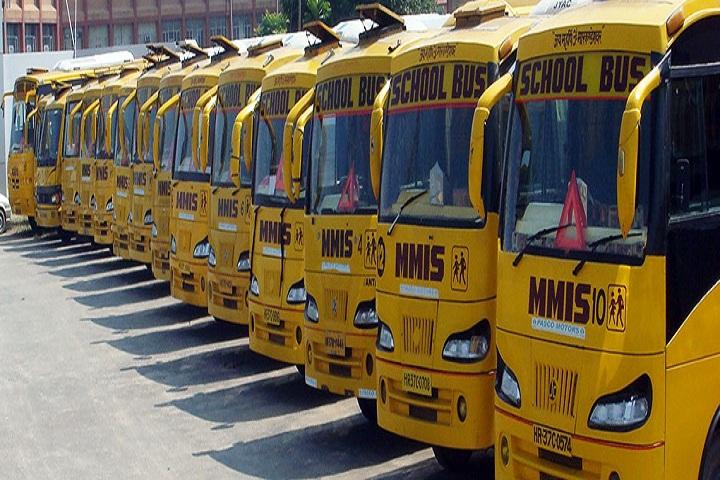 Maharishi Markandeshwar Internaional School-Transport