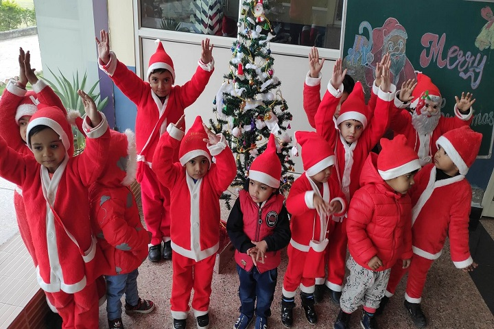 M R N Public School-Christmas Celebration