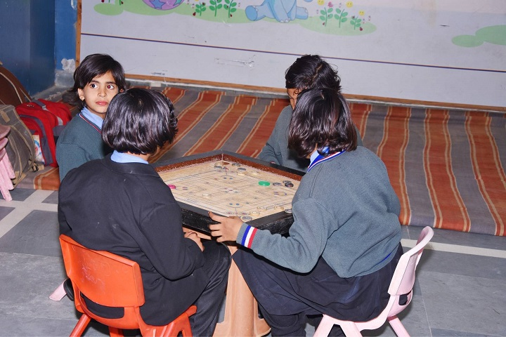 M R N Public School-Indoor Games