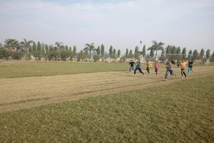 M R N Public School-Play Ground