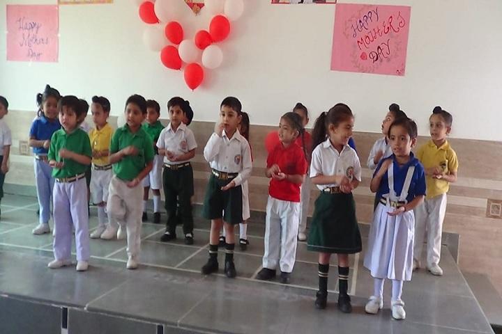 MS Public School-Dance-Room