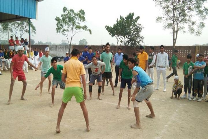 MS Public School-Sports
