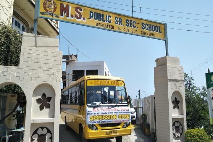 MS Public School-Transport