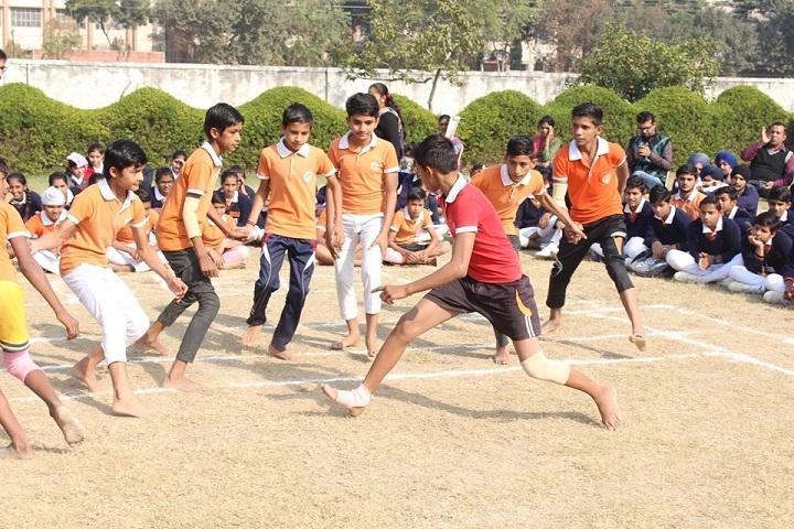 MSD Springbells Public School-Indoor-Games