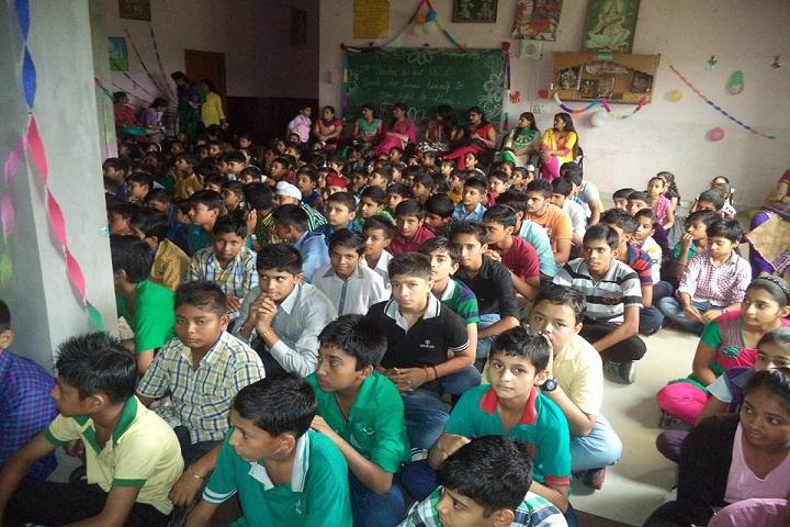 Maa Bhagwati Niketan Public School-Auditorium