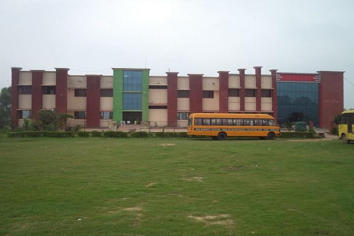 Maa Bhagwati Niketan Public School-Campus