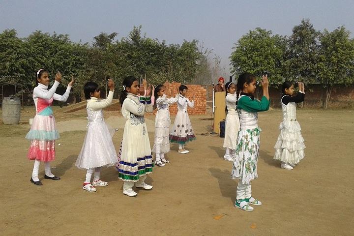 Maa Bhagwati Niketan Public School-Dance