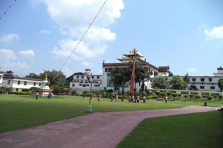 Maa Bhagwati Niketan Public School-Entrance