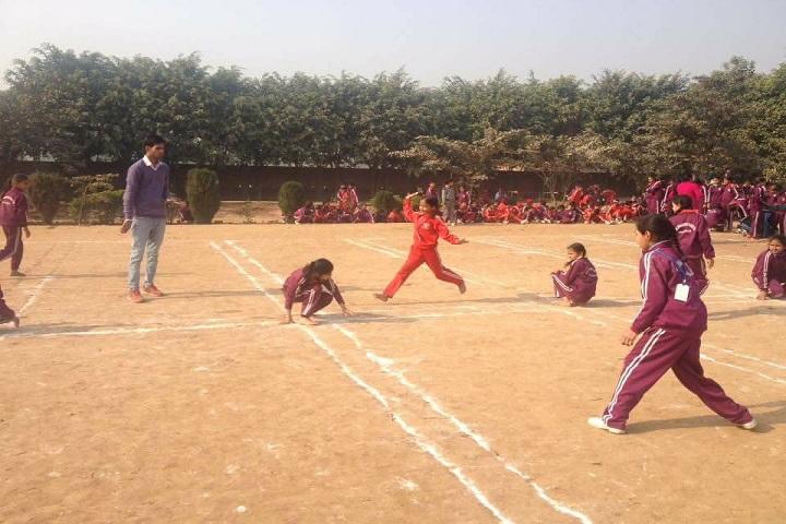 Maa Bhagwati Niketan Public School-Indoor-Games