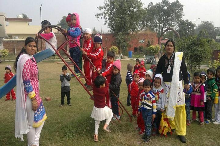 Maa Bhagwati Niketan Public School-Kindergathen