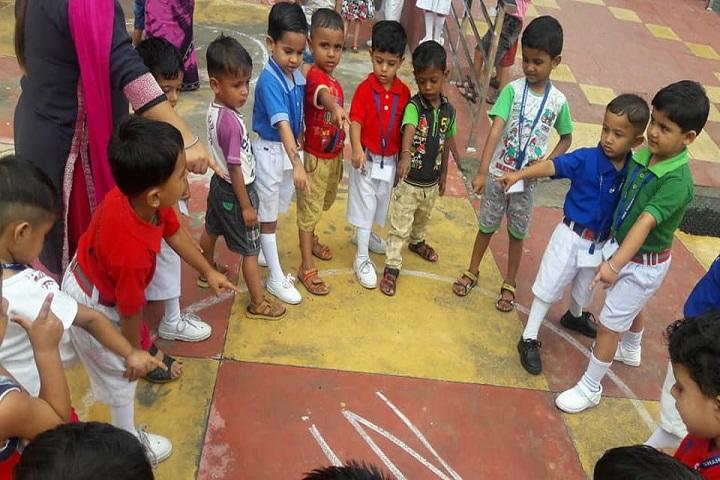Maa Bhagwati Niketan Public School-Kinds-Area