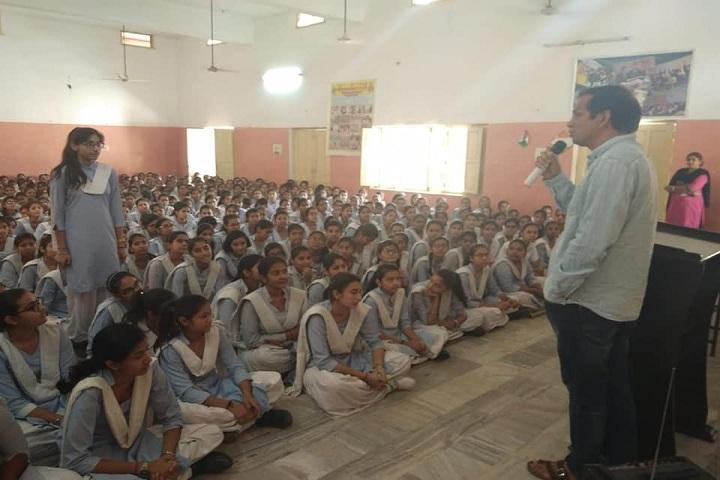 Maharaja Aggarsain Girls Senior Secondary School-Auditorium