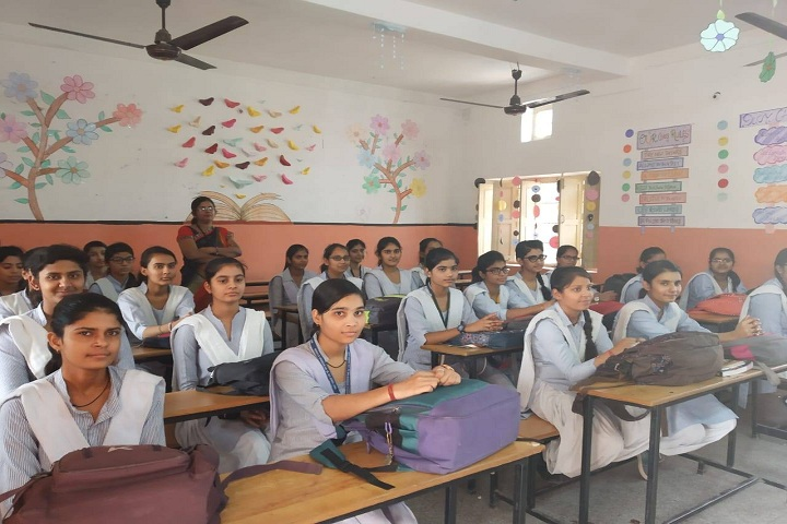 Maharaja Aggarsain Girls Senior Secondary School-Class Room