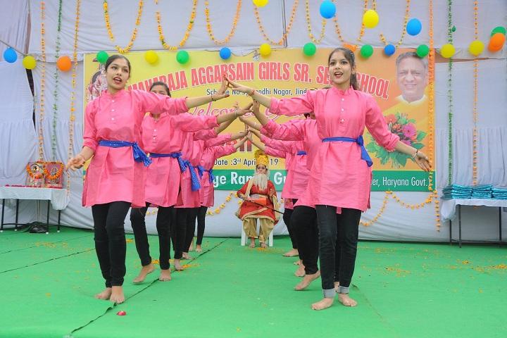Maharaja Aggarsain Girls Senior Secondary School-Event