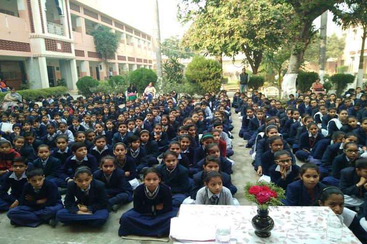 Maharaja Aggarsain Girls Senior Secondary School-Ground