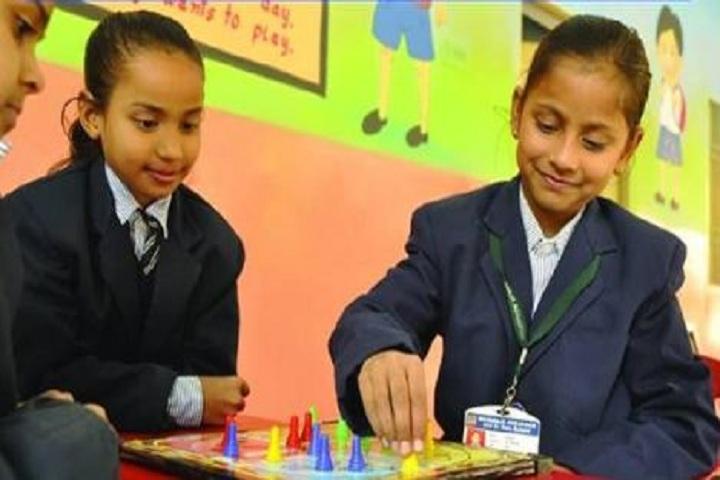 Maharaja Aggarsain Girls Senior Secondary School-Indoor-Games