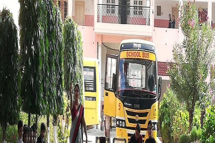 Maharaja Aggarsain Girls Senior Secondary School-Transport