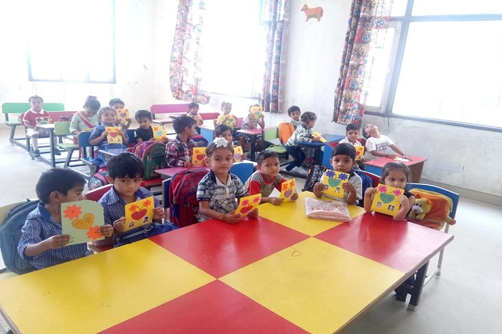 Maharaja Aggarsain Senior Public School-Class