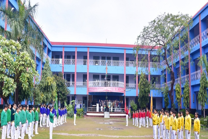 Maharaja Agrasain Girls Senior Secondary School-Campus-View