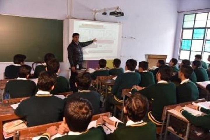 Maharaja Agrasain Girls Senior Secondary School-Class