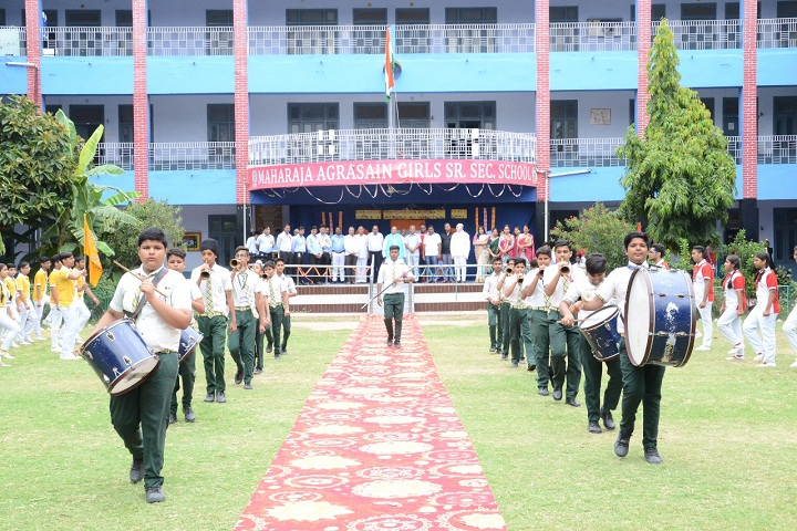 Maharaja Agrasain Girls Senior Secondary School-Events