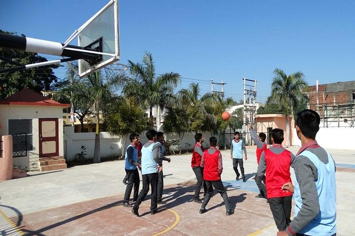 Maharana Pratap Public School-Indoor-Games