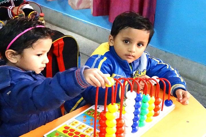 Maharana Pratap Public School-Kindergathen1