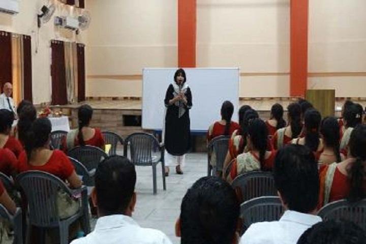 Maharana Pratap Public School-Seminar