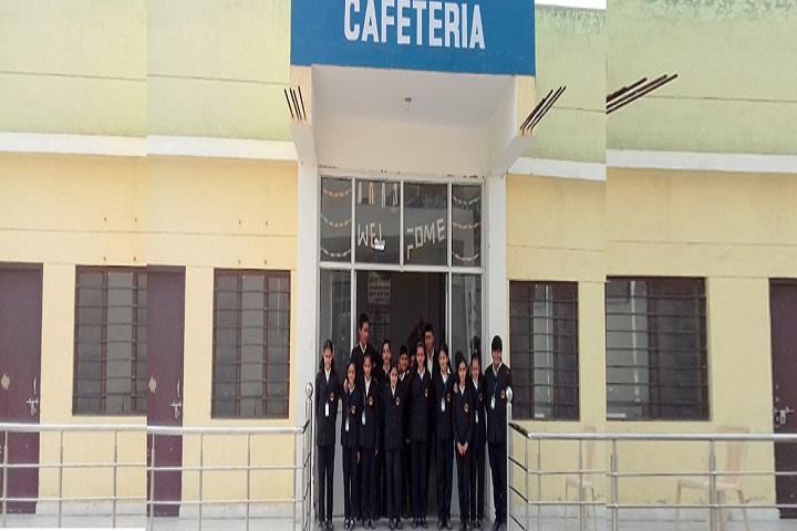 Maharani Lakshmi Bai Trilok Chand School-Cafeteria