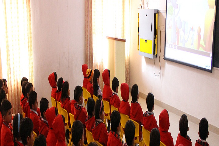Maharani Lakshmi Bai Trilok Chand School-Class