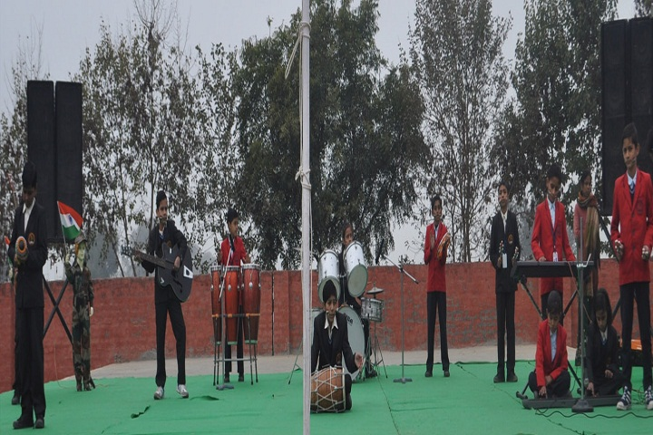 Maharani Lakshmi Bai Trilok Chand School-Music