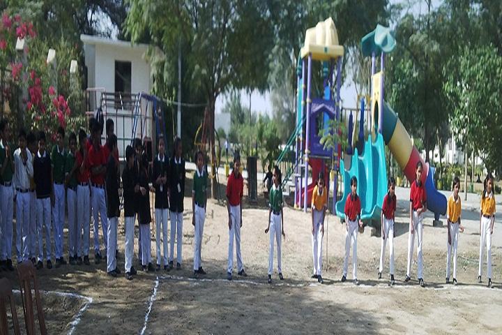 Maharani Lakshmi Bai Trilok Chand School-Sports