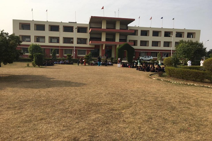 Maharishi Dayanand Convent School and Sports Academy-Campus
