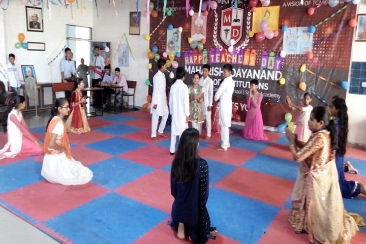 Maharishi Dayanand Convent School and Sports Academy-Dance-Room