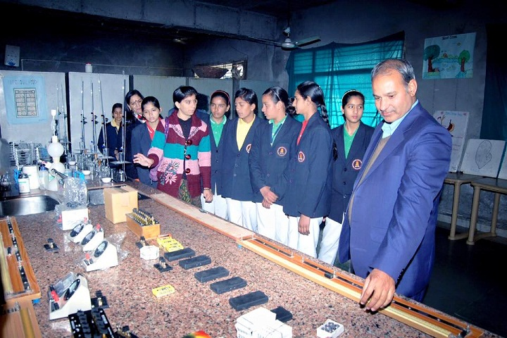 Maharishi Dayanand Convent School and Sports Academy-Laboratory