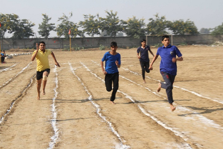 Maharishi Dayanand Convent School and Sports Academy-Sports