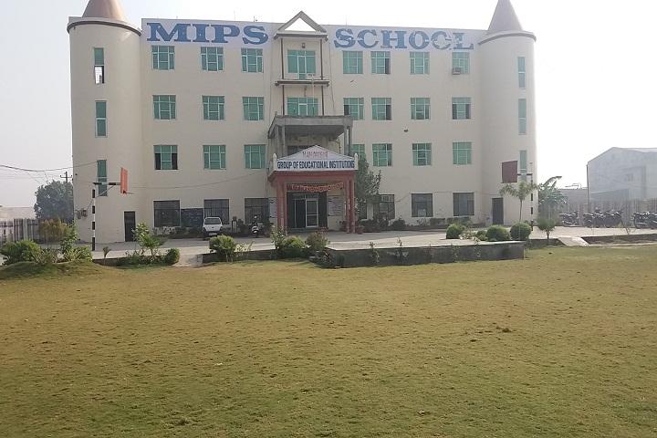 Maharishi International Public School-Campus