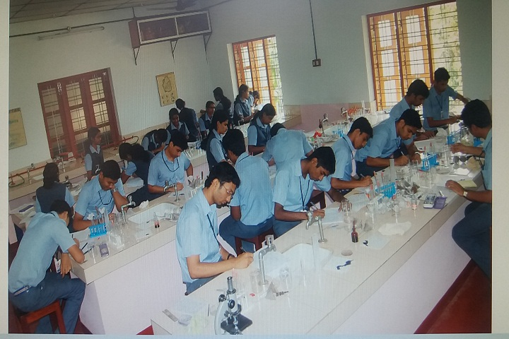 Maharishi International Public School-ChemistryLab