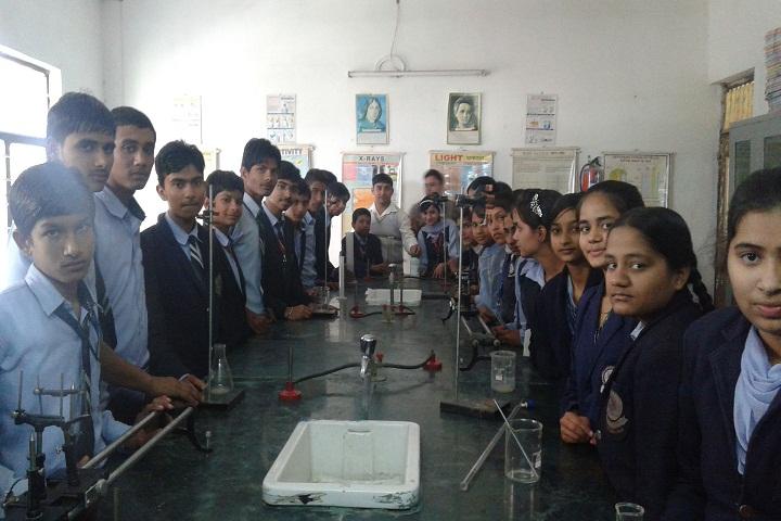 Maharishi International Public School-Laboratory1