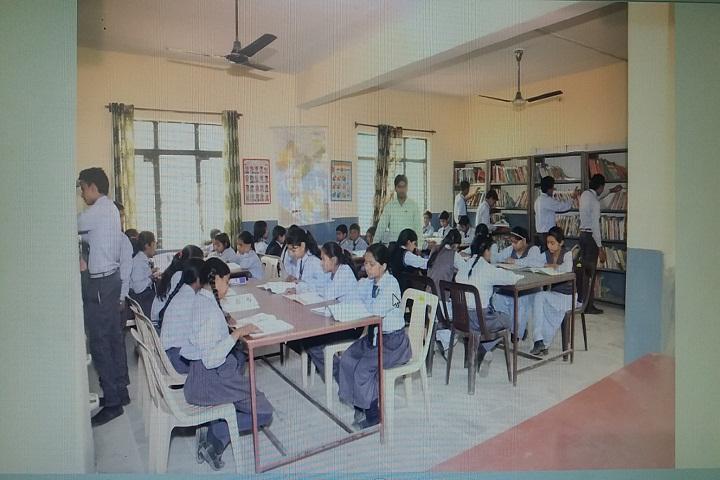 Maharishi International Public School-Library