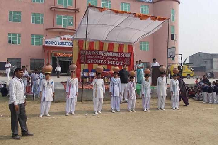 Maharishi International Public School-Sports